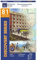 Ordnance Survey Ireland - Discovery Map 81 Cork and Waterford (Osi Discovery Map) - 9781908852045 - V9781908852045