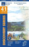 Ordnance Survey Ireland - Longford, Meath, Westmeath (Discovery Series) - 9781908852632 - V9781908852632