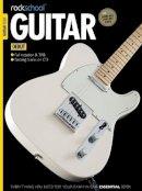 ROCKSCHOOL - Rockschool Guitar - 9781908920003 - V9781908920003