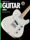 ROCKSCHOOL - Rockschool Guitar - 9781908920034 - V9781908920034