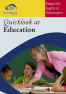 Pritchard, Alan - Quicklook at Education - 9781908926036 - V9781908926036