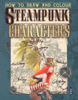 Dave Antram - Steampunk Characters - 9781908973726 - KSS0007812