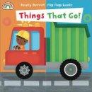 Philip Dauncey - Flip Flaps: Things That Go - 9781909090859 - V9781909090859