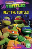 Davis, Fiona - Teenage Mutant Ninja Turtles: Meet the Turtles! (Popcorn Starter Readers) - 9781909221819 - V9781909221819