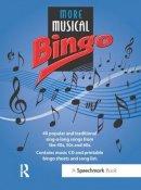 Speechmark Publishing Limited - More Musical Bingo - 9781909301481 - V9781909301481