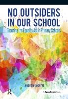 Moffat, Andrew - No Outsiders in Our School - 9781909301726 - V9781909301726