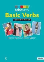 Speechmark Publishing Limited - Basic Verbs (Colorcards) - 9781909301948 - V9781909301948