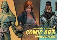 3dtotal Publishing - Beginner's Guide to Comic Art - 9781909414273 - V9781909414273