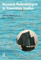 Saldanha, Gabriela, O'Brien, Sharon - Research Methodologies in Translation Studies - 9781909485006 - V9781909485006