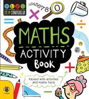 Jenny Jacoby - Maths Activity Book (STEM Starters for Kids) - 9781909767935 - KTG0015438