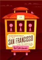 Lester, Herb - Distinctively San Francisco: A Guide to the Usual & Unusual - 9781910023204 - V9781910023204