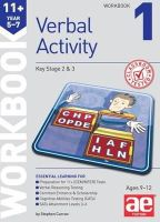 Curran, Stephen C. - 11+ Verbal Activity Year 5-7 Workbook 1: Including Multiple Choice Test Technique - 9781910107492 - V9781910107492