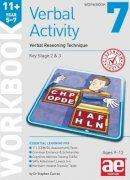 Curran, Steve - 11+ Verbal Activity Year 5-7 Workbook 7 - 9781910107553 - V9781910107553