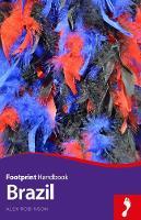 Robinson, Alex - Brazil Handbook (Footprint - Handbooks) - 9781910120668 - V9781910120668