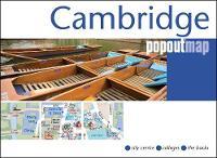 PopOut Maps - Cambridge Popout Map - 9781910218198 - V9781910218198