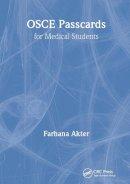 Akter, Farhana - OSCE Flashcards for Medical Students (MasterPass Series) - 9781910227251 - V9781910227251