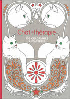 - Art Therapy: Cat Therapy: 100 Designs Colouring in and Relaxation - 9781910254707 - KRA0013748