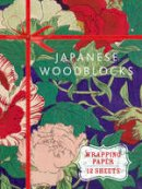 The Pimpernel Press - Japanese Woodblock Prints: Wrapping Paper Book - 9781910258538 - V9781910258538