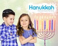 Jones, Grace - Hannukah (Festivals around the world) - 9781910512609 - V9781910512609