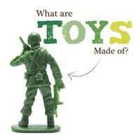 Brundle, Joanna - What are Toys Made of? - 9781910512876 - V9781910512876