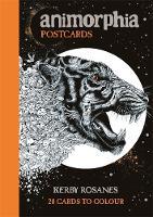Kerby Rosanes - ANIMORPHIA POSTCARDS COLOURING - 9781910552247 - KTG0016311