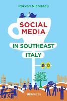 Nicolescu, Razvan - Social Media in South Italy: Crafting Ideals - 9781910634738 - V9781910634738