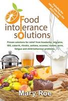 Roe, Mary - Food Intolerance Solutions - 9781910819937 - V9781910819937