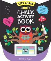 Blyth, Rowena - Hoot's Chalk Activity Book - 9781910851180 - V9781910851180