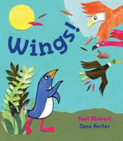 Paul Stewart - Wings! - 9781910959435 - KRS0030419