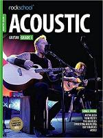 Various - Rockschool Acoustic Guitar Grade 1 2016 Book - 9781910975282 - V9781910975282