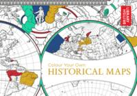 British Library - Colour Your Own Historical Maps - 9781911216018 - V9781911216018
