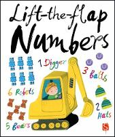 Channing, Margot - Lift-the-Flap Numbers - 9781911242956 - V9781911242956