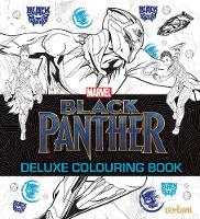 Centum Books Ltd - Black Panther - Deluxe Colouring Book - 9781911461685 - 9781911461685