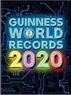 Guinness World Recor - Guinness World Records 2020 Mid ed - 9781912286867 - V9781912286867