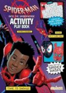 Centum Books Ltd - Spider-Man: Into the Spider-Verse - Press-Out Activity Book - 9781912707508 - 9781912707508