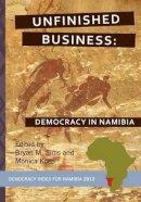 - Unfinished Business: Democracy in Namibia (Idasa's Democracy Index) - 9781920409791 - V9781920409791