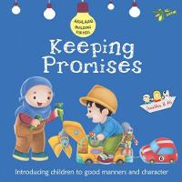 Ali, Gator - Keeping Promises: Good Manners and Character (Akhlaaq Building Series) - 9781921772139 - V9781921772139