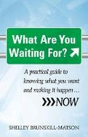 Brunskill-Matson, Shelley - What Are You Waiting For?: A practical guide to knowing what you want and making it happen...NOW - 9781921966651 - V9781921966651