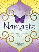 Carmine Salerno, Toni - Namaste: Blessing & Divination Cards - 9781922161673 - V9781922161673