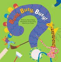 Haneul, Ddang - Busy, Busy, Busy!: Pattern (Math Storybooks) - 9781925234244 - V9781925234244