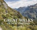 Potton, Craig - Great Walks of New Zealand - 9781927213636 - V9781927213636