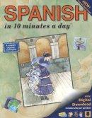 Kershul, Kristine K. - SPANISH in 10 minutes a day® - 9781931873307 - V9781931873307