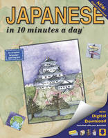 Kershul, Kristine K. - JAPANESE in 10 minutes a day - 9781931873383 - V9781931873383