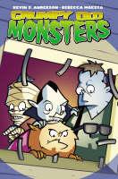 Anderson, Kevin J., Moesta, Rebecca - Grumpy Old Monsters - 9781932382358 - KBS0000148