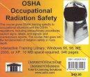 Farb, Daniel - OSHA Occupational Radiation Safety - 9781932634198 - V9781932634198