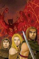 Dabb, Andrew, Salvatore, R. A. - DemonWars Volume 1 (DemonWars Graphic Novels) - 9781932796896 - KRF0013212