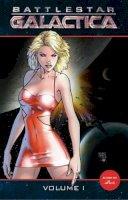 Greg Pak - New Battlestar Galactica Volume 1 TP (Battlestar Galactica (Dynamite)) - 9781933305349 - KRF0031805