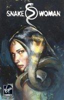 - Shekhar Kapur's Snake Woman Volume 2: The Faithful (v. 2) - 9781934413074 - KRF0013135