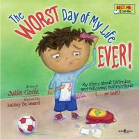 Cook, Julia - Worst Day of My Life Ever! - 9781934490204 - V9781934490204