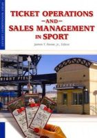 Reese, James - Ticket Operations & Sales Management in Sport - 9781935412205 - V9781935412205